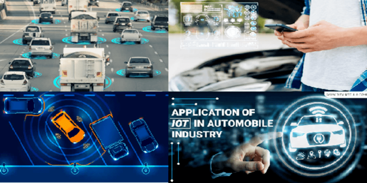1.8 IoT In Automotive Industry   Future Of Automobiles