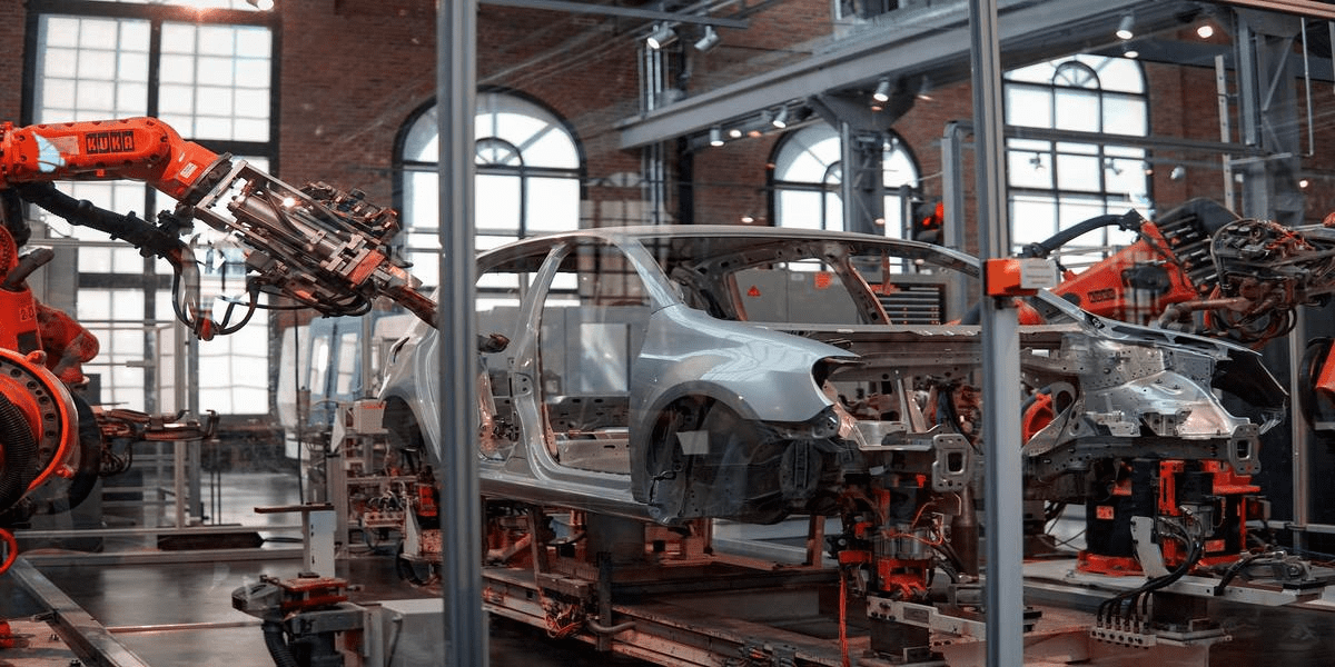 MES in the Automotive Sector