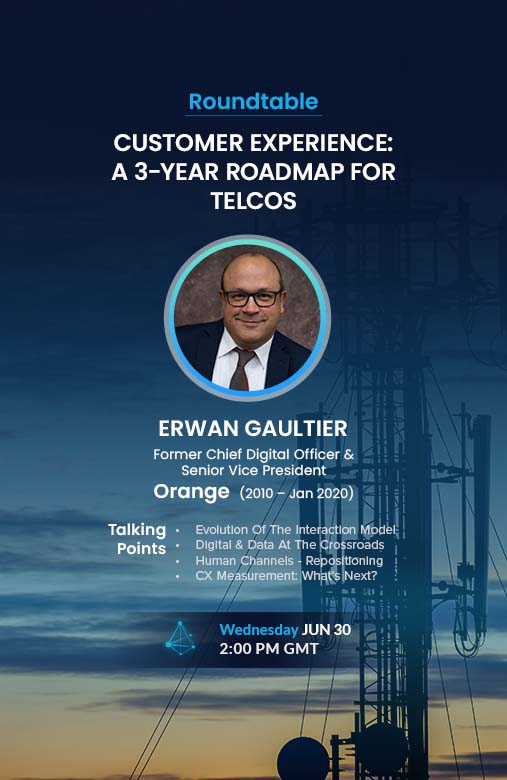 CUSTOMER EXPERIENCE: A 3 - YEAR ROADMAP FOR TELCOS