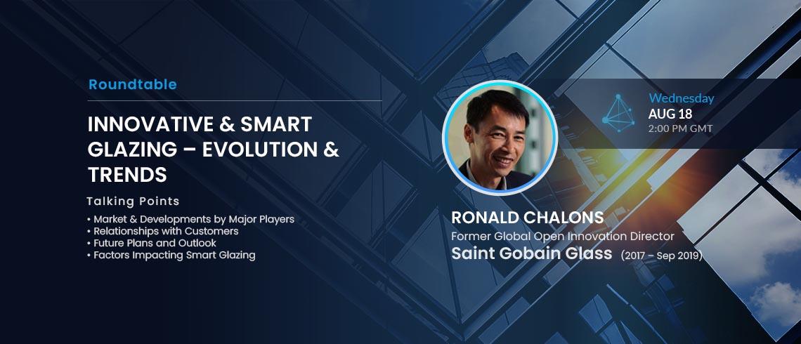 INNOVATIVE & SMART GLAZING - EVOLUTION & TRENDS